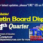 Bulletin Board Display