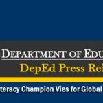 Sorsogon's literacy champion vies for Global Teacher Prize