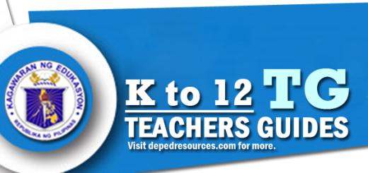 Downloadable K-12 Instructional Materials
